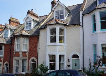 Thumbnail 4 bed town house for sale in Exeter Road, Swanage