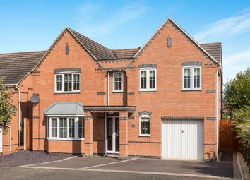 Thumbnail 6 bed detached house for sale in Seagrave Drive, Hasland, Chesterfield