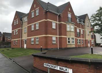 Thumbnail 2 bed flat to rent in Ferncroft Walk, Chellaston, Derby