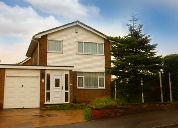 Thumbnail 3 bed detached house for sale in Weaverthorpe Road, Woodthorpe, Nottingham