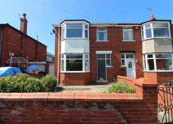 Thumbnail 3 bed semi-detached house for sale in Weymouth Road, Blackpool