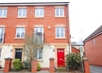 Thumbnail 4 bed town house for sale in Immingham Drive, Cressington Heath, Liverpool
