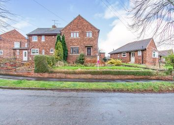 Thumbnail 3 bed semi-detached house for sale in The Crescent, Swinton, Mexborough
