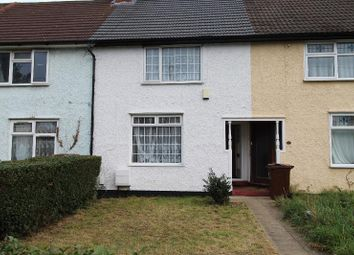 Thumbnail 2 bed terraced house to rent in Bromhall Road, Becontree, Dagenham
