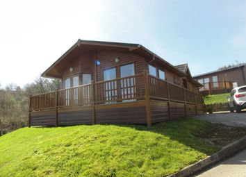 Thumbnail 2 bed lodge for sale in Edeswell Valley, Rattery