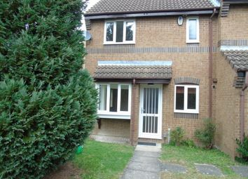 Thumbnail 1 bed terraced house to rent in Lucerne Close, Cambridge