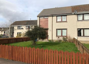Thumbnail 2 bed semi-detached house for sale in Kirkside, Alness