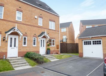 Thumbnail 4 bed town house for sale in Smallbridge Close, Monk Bretton, Barnsley