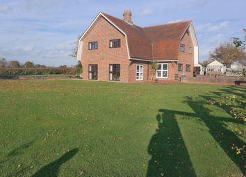 Thumbnail 5 bed detached house for sale in Tudwick Road, Tolleshunt Major