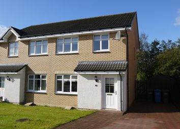Thumbnail 3 bed semi-detached house for sale in Limekiln Wynd, Ayr