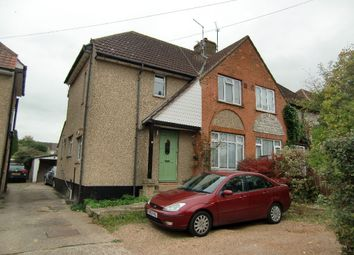 Thumbnail 3 bed semi-detached house for sale in Langley Lane, Abbots Langley, Watford
