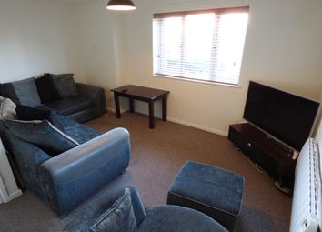 Thumbnail 2 bed flat for sale in Flamborough Close, Woodston