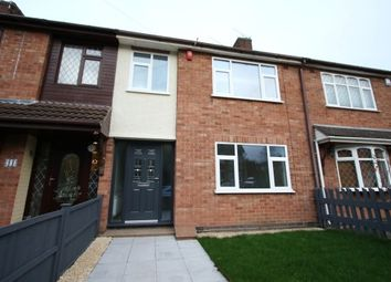 Thumbnail 3 bed terraced house to rent in Greensleeves Close, Whitmore Park