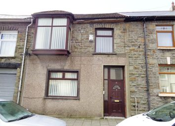 Thumbnail 3 bed flat for sale in Duffryn Street, Ferndale
