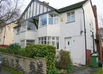 Thumbnail 4 bed semi-detached house to rent in Buckingham Avenue, Hyde Park, Leeds
