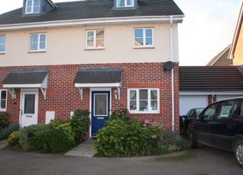 Thumbnail 4 bed semi-detached house to rent in Millington Road, Wallingford