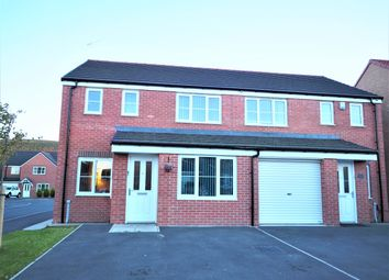 Thumbnail 4 bed semi-detached house for sale in Hunters Place, Guisborough