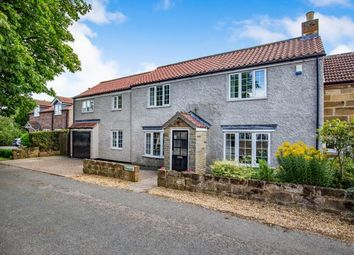 Thumbnail 3 bedroom link-detached house for sale in Ingleby Arncliffe, Northallerton, North Yorkshire