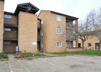 Thumbnail 1 bed flat for sale in Carnaby Close, Godmanchester, Huntingdon, Cambridgeshire