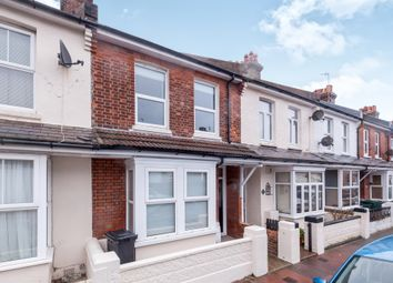 Thumbnail 3 bed terraced house for sale in Neville Road, Eastbourne