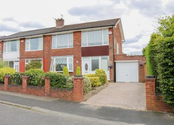 Thumbnail 3 bedroom semi-detached house for sale in New Heys Way, Harwood, Bolton