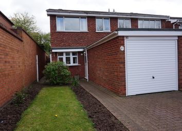 Thumbnail 3 bed semi-detached house for sale in Halford Street, Tamworth
