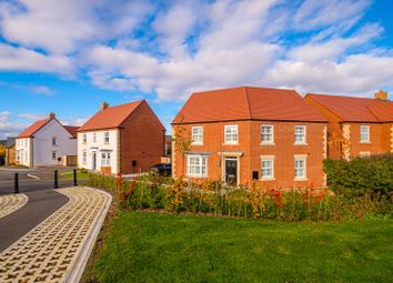 Thumbnail 4 bed detached house for sale in The Ashtree, Plot 132, Kingfisher Meadows, Burford Road, Witney