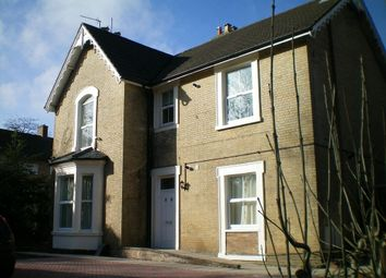 Thumbnail 1 bed flat to rent in Swift Road, Woolston, Southampton