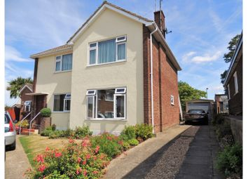 Thumbnail 2 bed flat for sale in Farmdale Avenue, Rochester