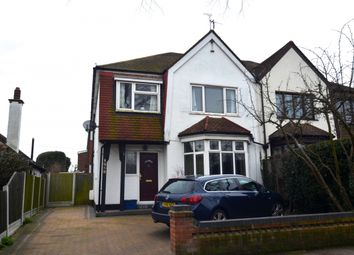 Thumbnail 3 bed semi-detached house for sale in London Road, Leigh-On-Sea