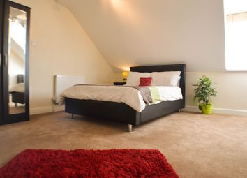Thumbnail 6 bedroom shared accommodation to rent in Mill Hill Lane, Derby
