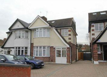Thumbnail 4 bed semi-detached house for sale in Ridge Avenue, London