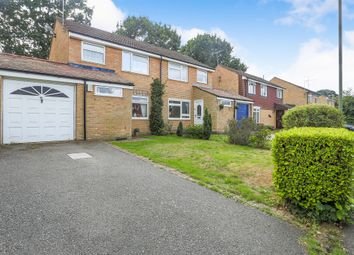 Thumbnail 3 bed semi-detached house for sale in Bakehouse Road, Horley
