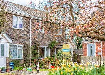 Thumbnail 3 bed end terrace house for sale in Lighthouse Close, Happisburgh, Norwich