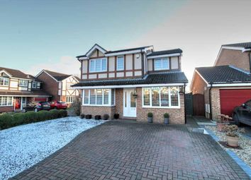 Thumbnail 4 bed detached house for sale in Naylor Avenue, Kempston, Bedfordshire