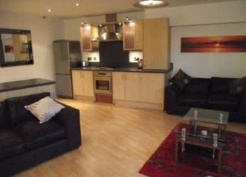 Thumbnail 1 bed flat to rent in Park Wharf, Nottingham