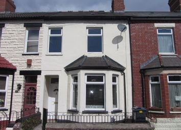 Thumbnail 3 bedroom terraced house for sale in Llanmaes Street, Grangetown, Cardiff