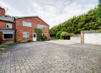 Thumbnail 4 bed semi-detached house for sale in On A605, Lilford, Peterborough