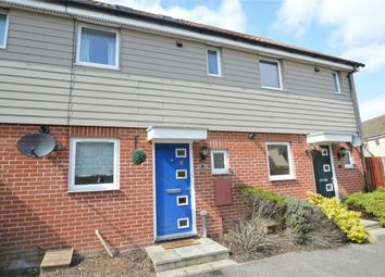 Thumbnail 3 bed terraced house for sale in Linnet Road, Costessey, Norfolk