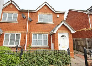 Thumbnail 2 bed semi-detached house to rent in Barrow Hill Road, Manchester
