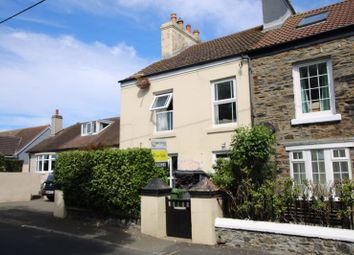 Thumbnail 4 bed semi-detached house for sale in Brookside, Beach Road, Port St Mary