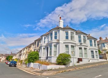 Thumbnail 2 bed flat for sale in Dale Road, Mutley, Plymouth