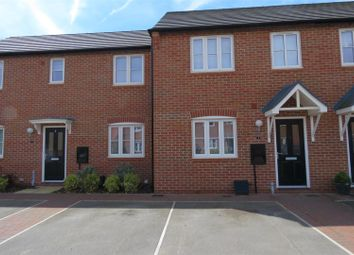 Thumbnail 2 bedroom terraced house to rent in Barrett Court, Sawtry, Huntingdon