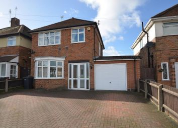 Thumbnail Detached house for sale in Colchester Road, Leicester, Leicestershire