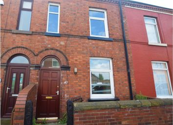 Thumbnail 3 bed terraced house for sale in Tayleur Terrace, Park Road South, Newton-Le-Willows