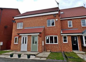 Thumbnail 3 bed town house for sale in Montgomerie Court, Ashington