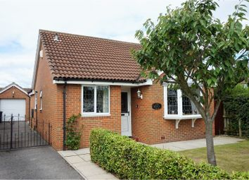 Thumbnail 2 bed detached bungalow for sale in Fox Lane, Selby