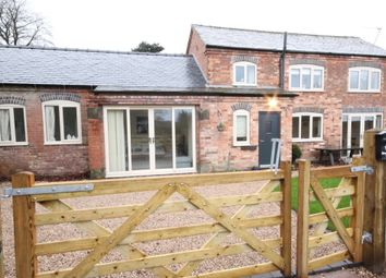 Thumbnail 3 bed cottage to rent in Primrose Cottage, Newton Road, Newton Solney
