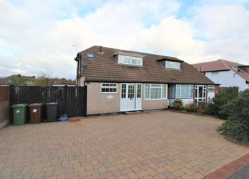 Thumbnail 3 bed semi-detached bungalow to rent in Sunnybank Road, Potters Bar