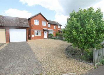 Thumbnail 3 bed end terrace house to rent in Huntingbrooke, Great Holm, Milton Keynes
